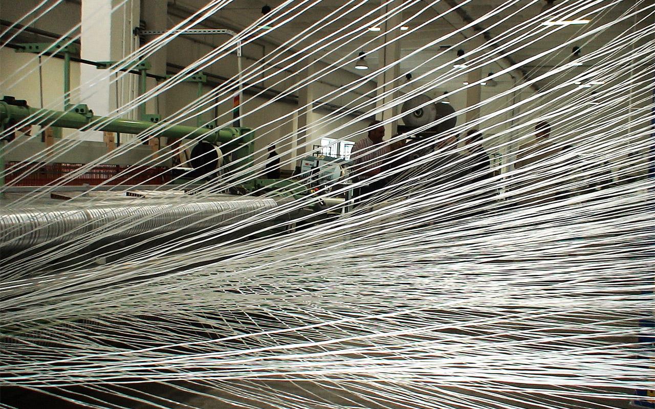 Produktion af S&P Glasphalt® i Polen