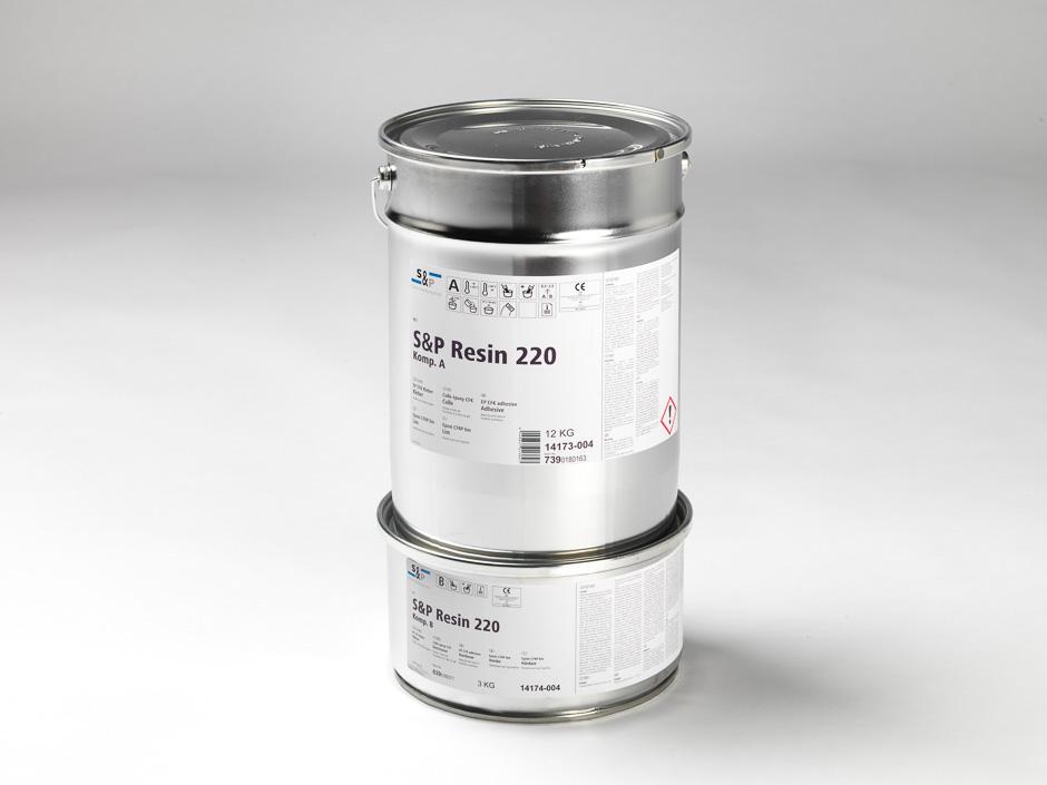 S&P Resin 220 | S&P Denmark