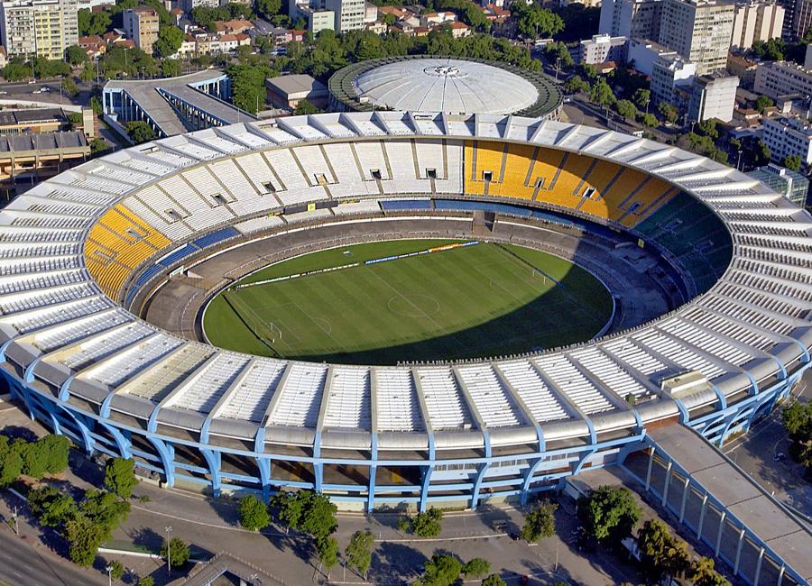 Maracaña fodboldstadion, Rio de Janeiro