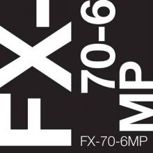 FX-70-6MP™ - Multifunktionel marine epoxymørtel