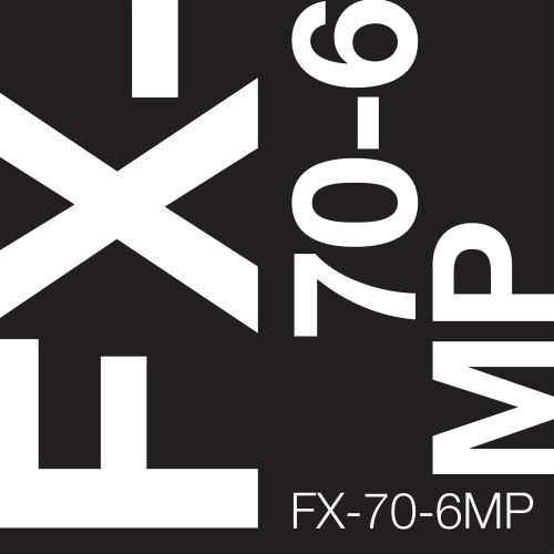 FX-70-6MP™ - Multifunktionel marine epoxymørtel