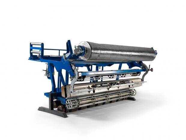 S&P Udstyr til udlægning af asfaltarmering (mekanisk)